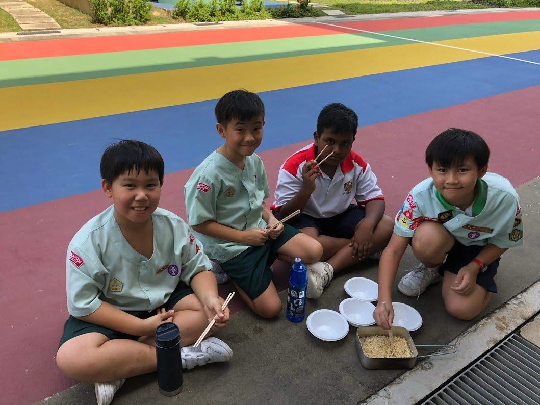 Outdoor cooking during one of the CCA sessions.jpg
